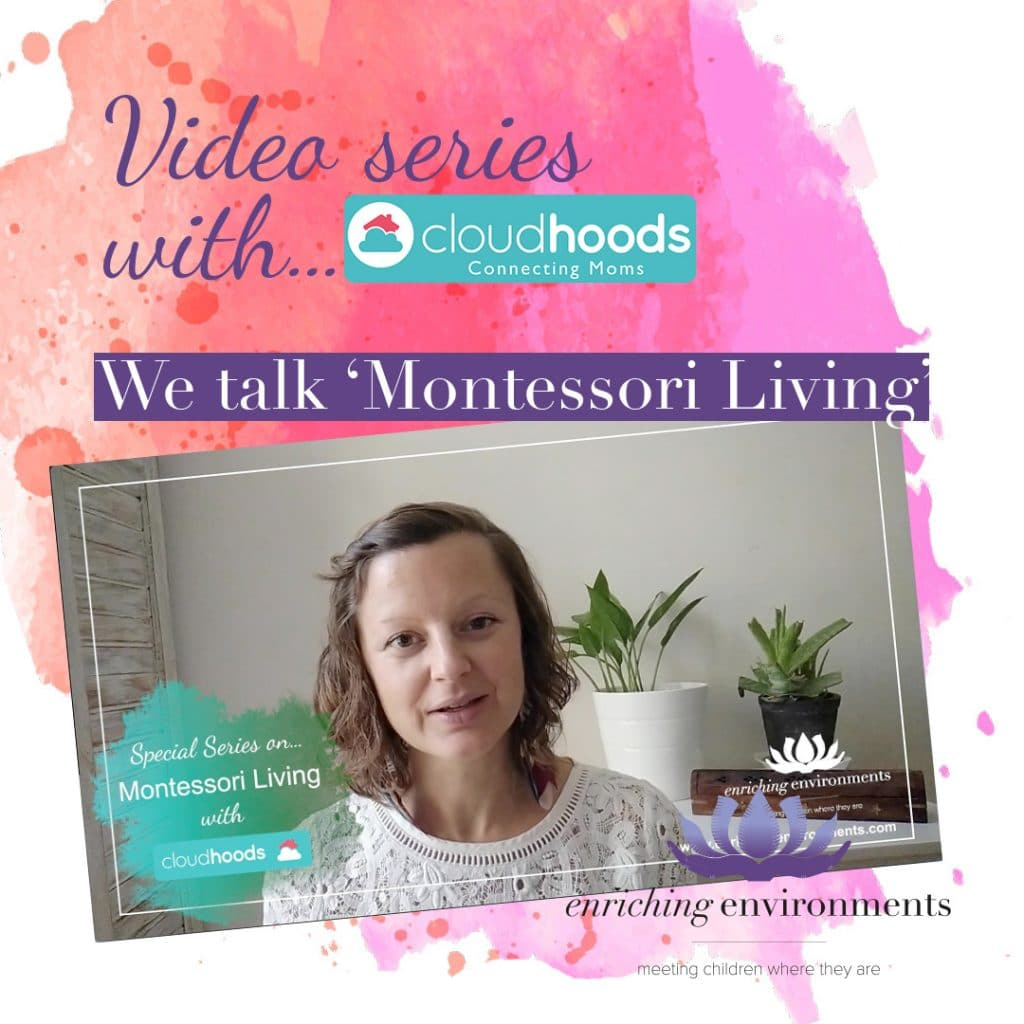 free montessori video content on cloud hoods